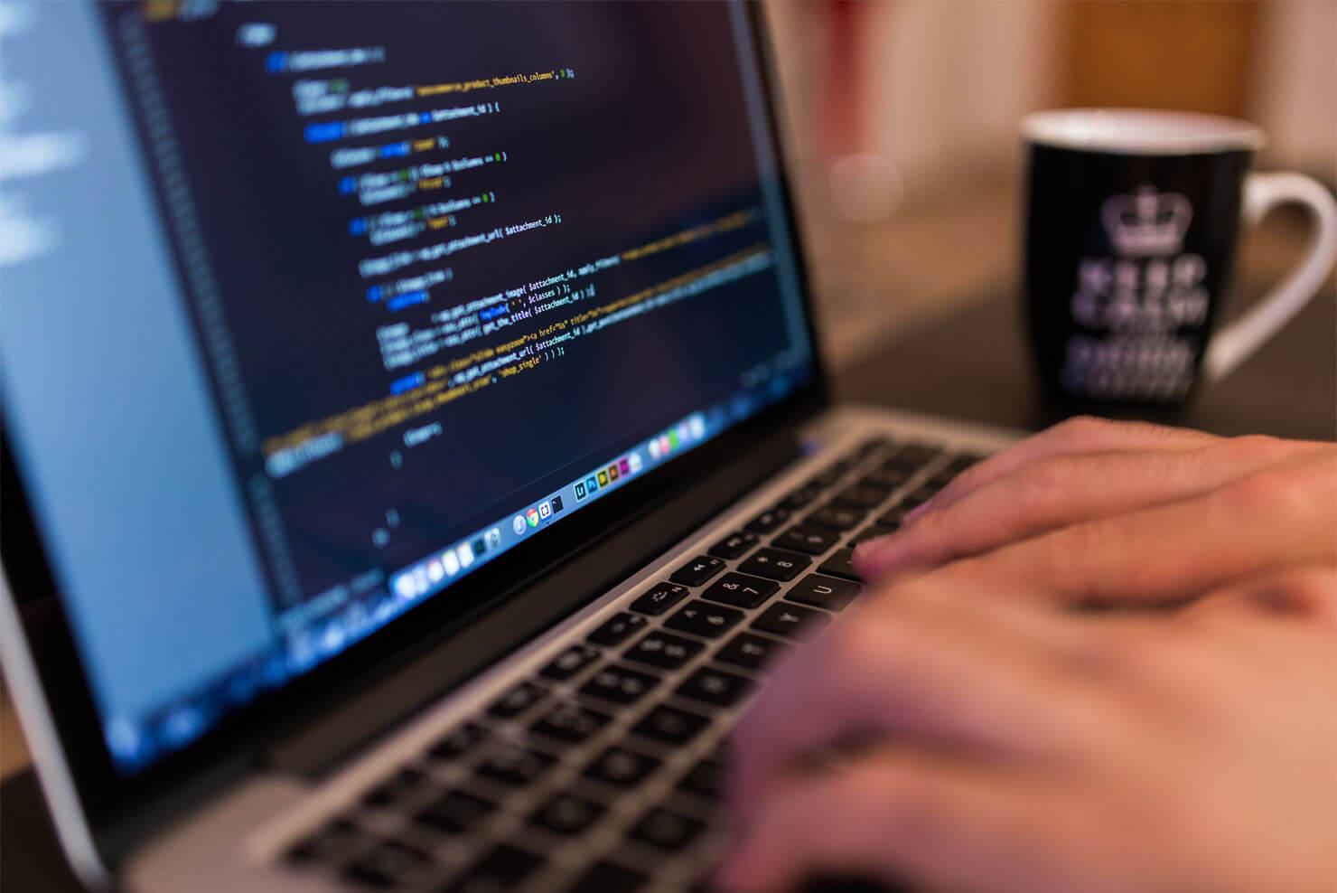 webbutvecklare frontend-utveckling wordpress